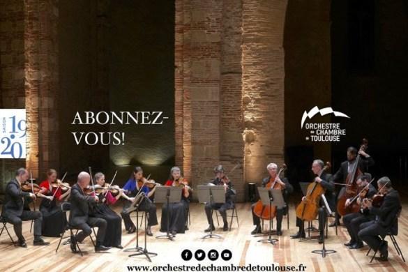 Orchestre de Chambre toulouse