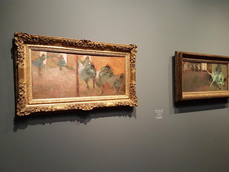 expo Degas à l'opéra