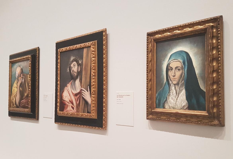 Greco exposition galeries nationales grand palais avis critique