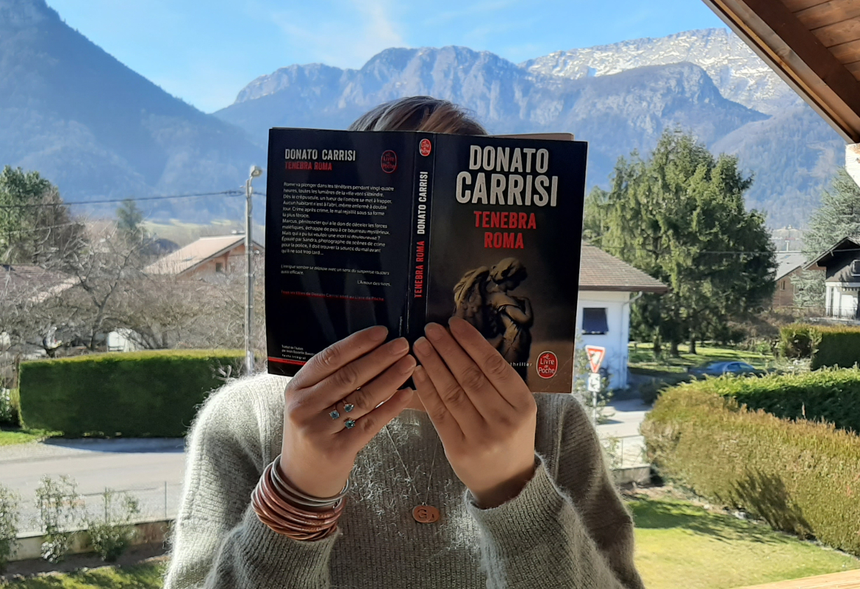 Donato Carrisi tenebra roma avis critique