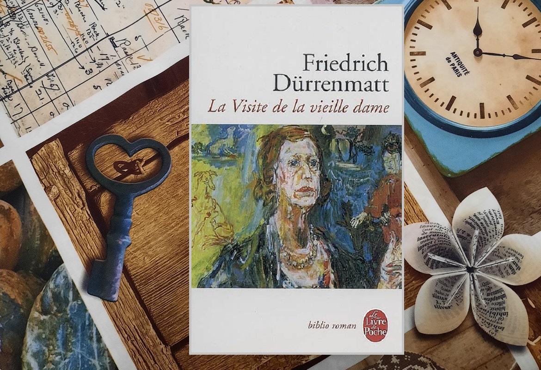 La Visite de la vieille dame Friedrich critique
