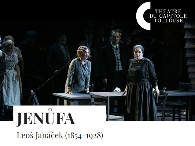 opéra Capitole Jenufa