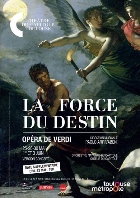 théâtre du capitole opéra la force du destin verdi