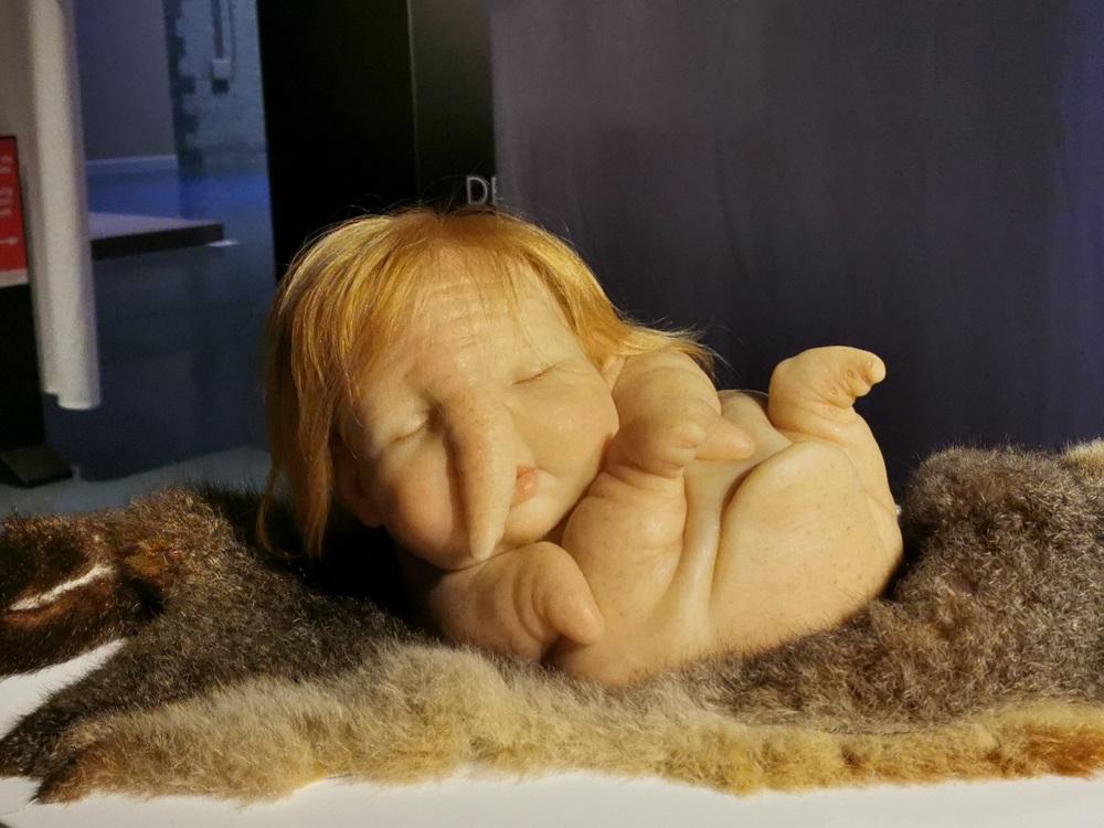 Newborn Patricia Piccinini
