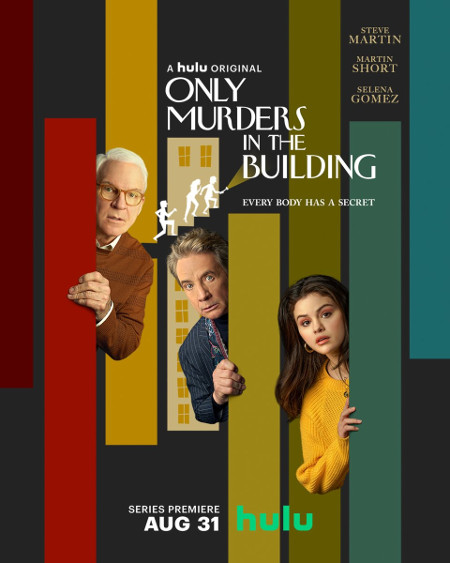 top 5 séries rentrée 2021 Only murders in the building
