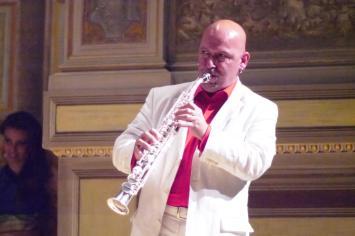 Michele Sacco a Villa Torlonia