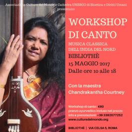vocal workshop