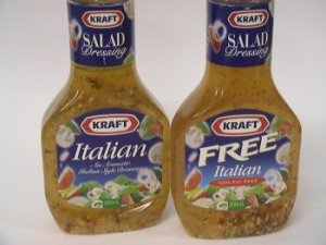 What we think of as Italian dressing is not at all Italian