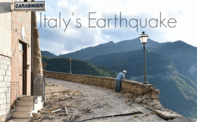 Italy's Earthquake- Questions Answered