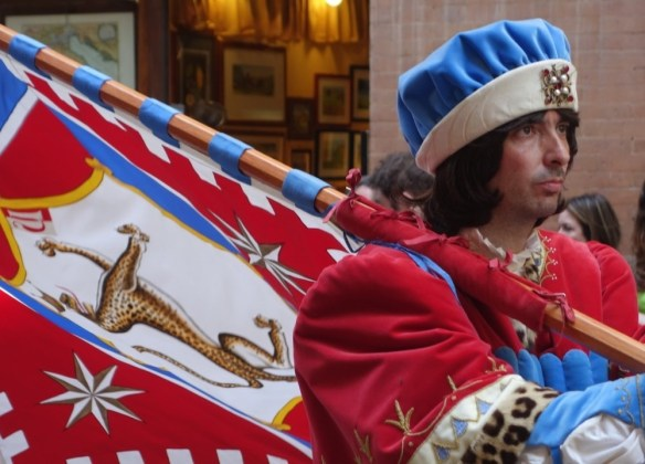 The customs of the Palio di Siena are as important as the race itself