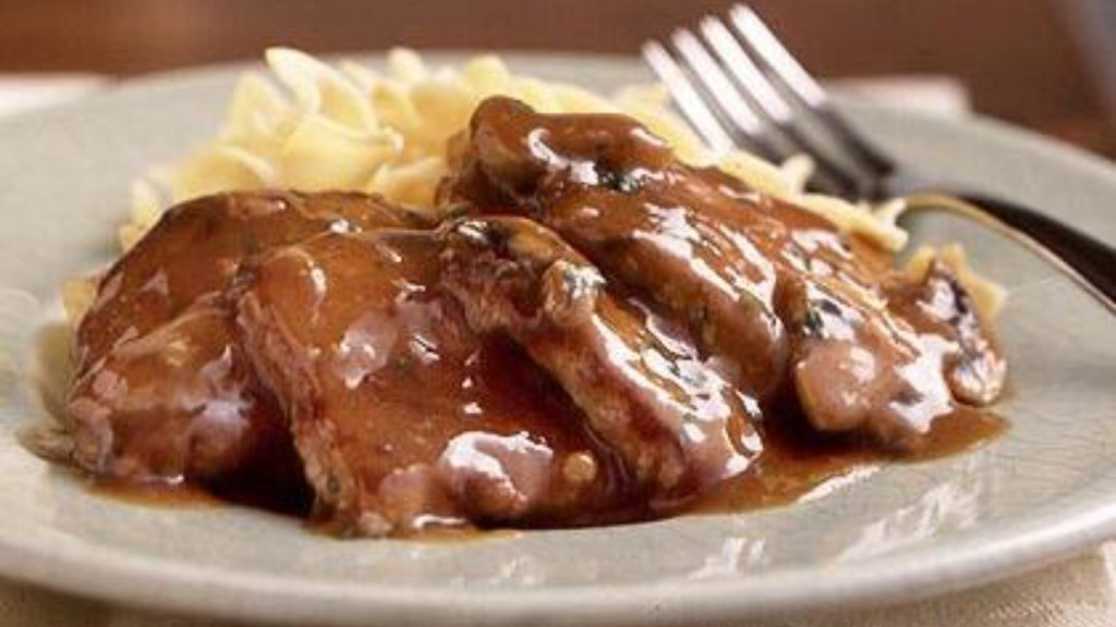 Veal Marsala is an easy Italian dish that will impress