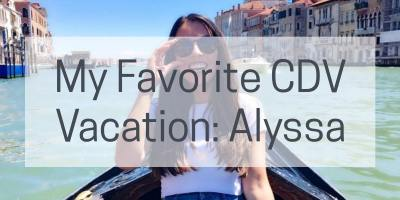 My Favorite Culture Discovery Location – Alyssa
