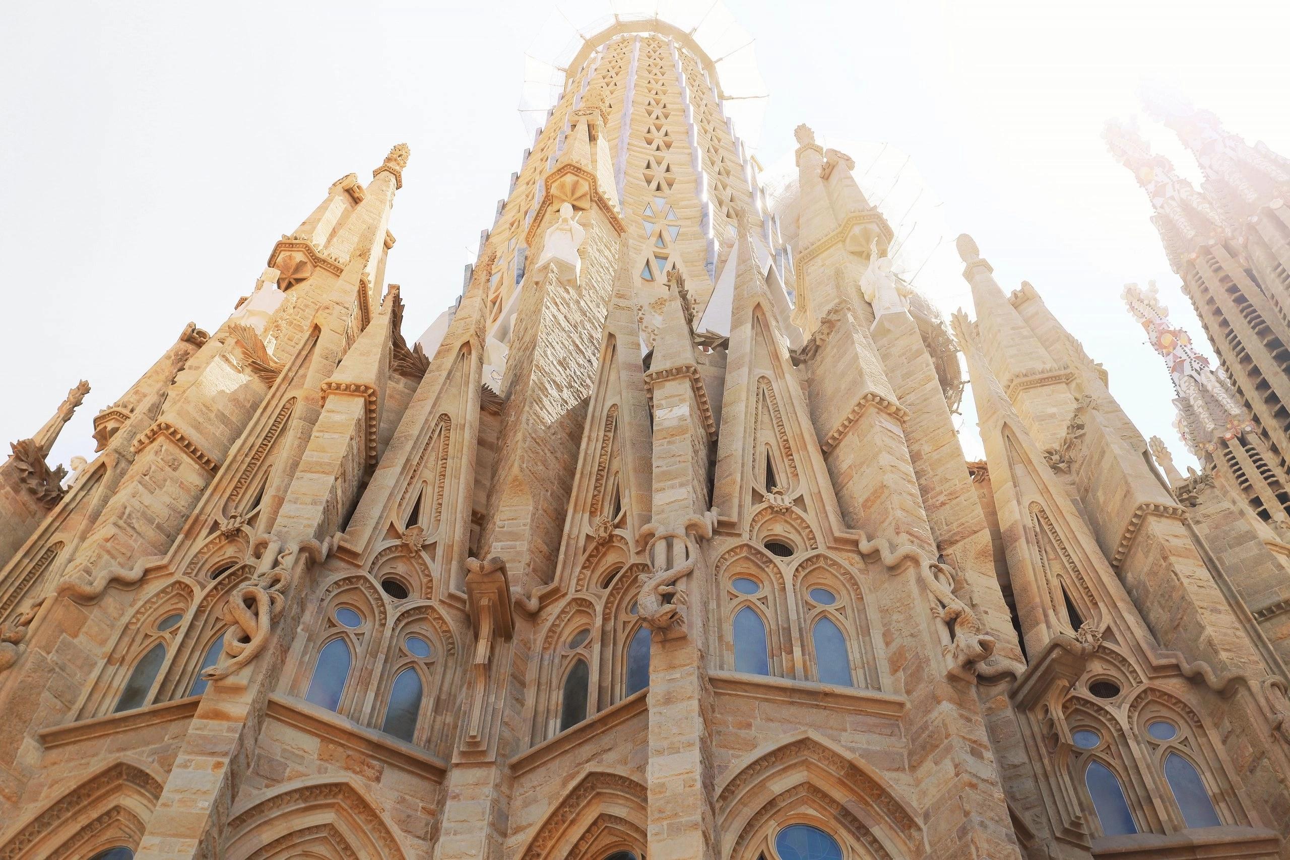 Before visiting Barcelona