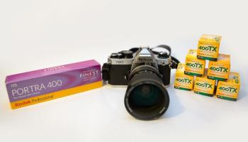 Nikon FM2 Review (with lots of test photos!) | Cultured Kiwi