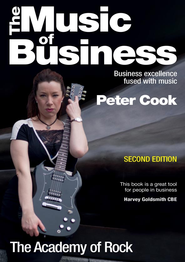 The Music of Business by Peter Cook