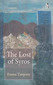 Front Cover The Lost of Syros 9780993211928 Hi-Res