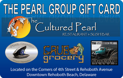 Cultured Pearl Gift Card