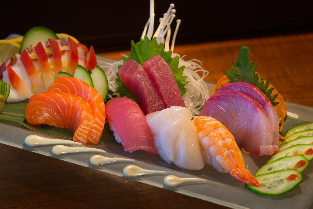 Sushi Sashimi Entree