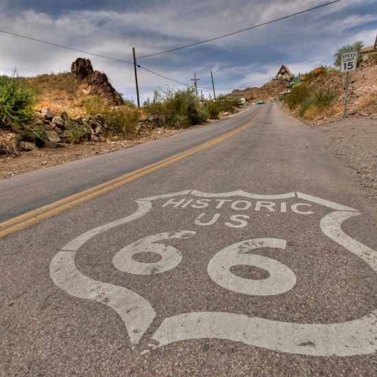 Route 66 bucket list ideas for arts and culture from The Cultured Podcast