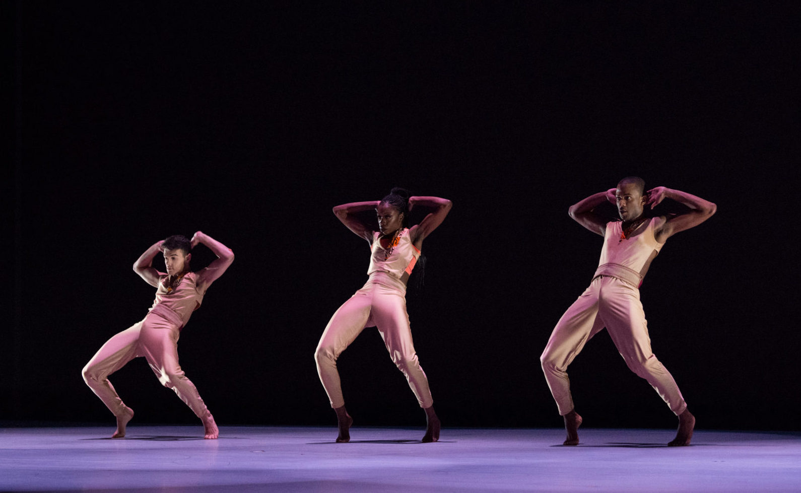 "Juel D. Lane's ""Touch & Agree"" performed by Ailey II; Photo by Shocphoto"