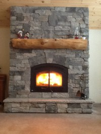 Cultured Stone Fireplaces - The Cultured Stoners