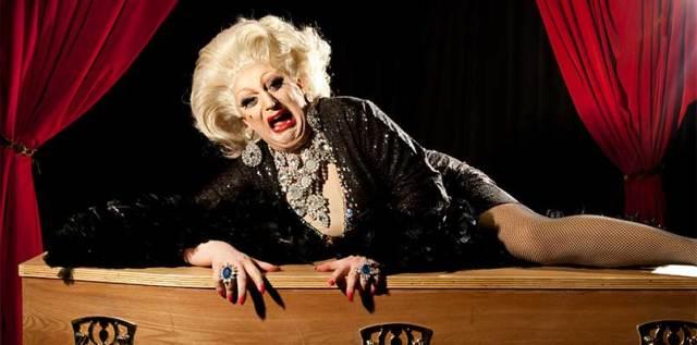 EdFringe 2019 Review:  Myra DuBois: Dead Funny