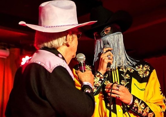 Country Music: Queer Country Stars 'Orville Peck' and 'Lavender Country' Unite