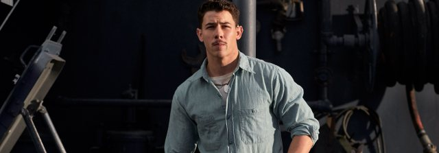 Shameless Idol Worship: Nick Jonas and Ed Skrein – The Men of Roland Emmerich's Midway