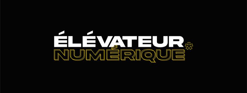 Logo du projet Élévateur numérique