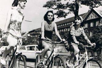The Danish love affair with the bicycle