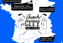 French City Pro tour