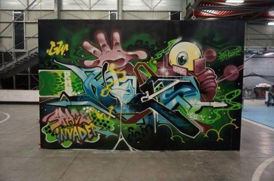 BATTLE INTERNATIONAL DE GRAFFITI