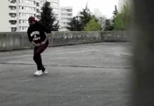 Deyvron Hip Hop dancer
