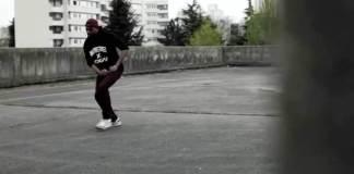 Deyvron Hip Hop dancer