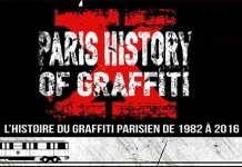 paris history of graffiti