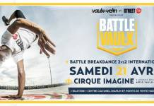 Battle de Vaulx breakdance
