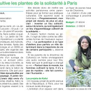 Article journal Ouest France zoom 2013