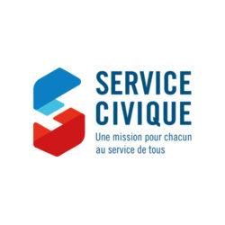 Logo du Service Civique