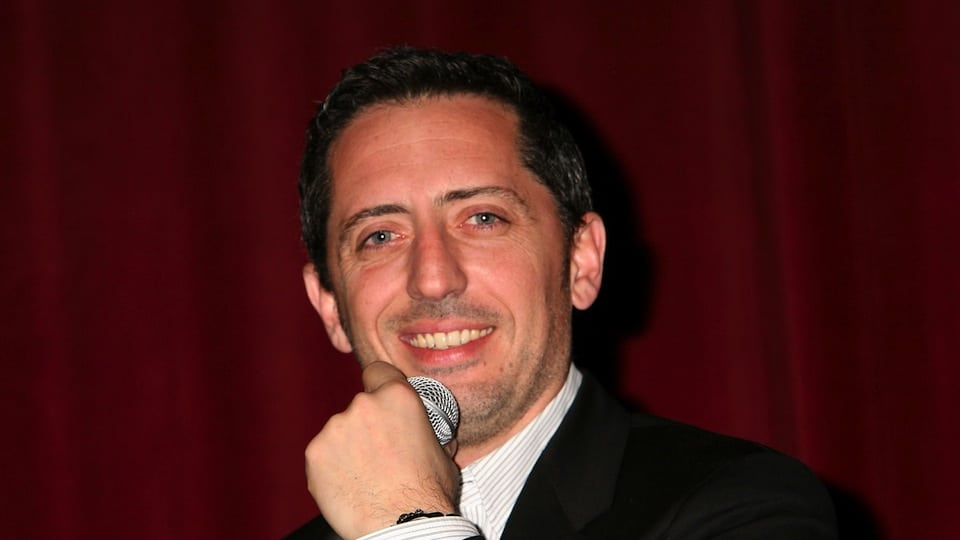 Gad Elmaleh Courtesy of Getty Images