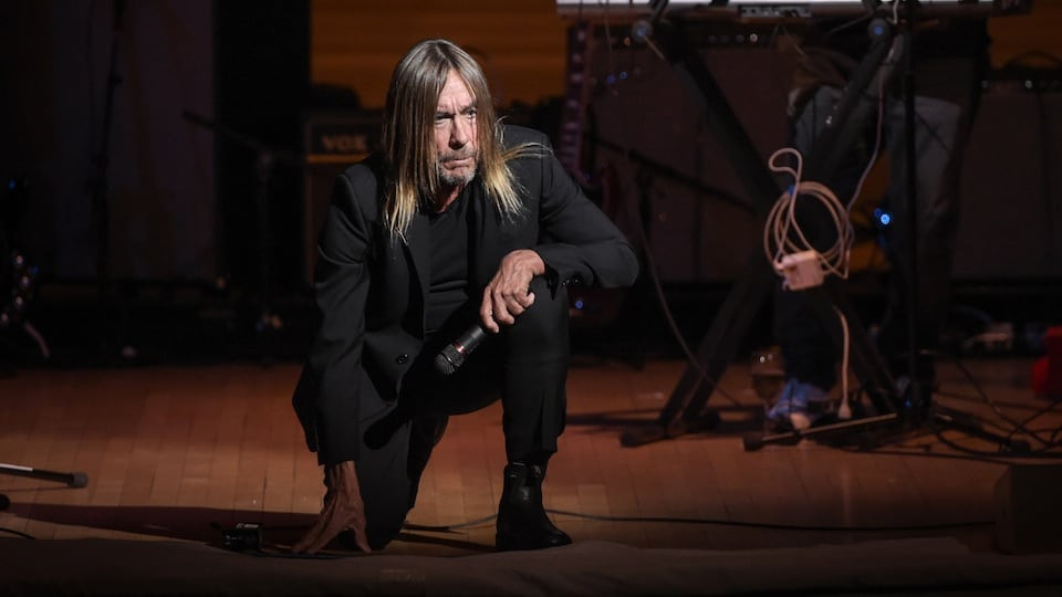 Iggy Pop 2017 Courtesy of Getty Images