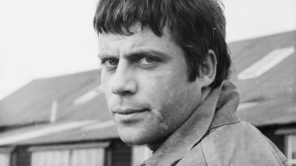 Oliver Reed Courtesy of Getty Images