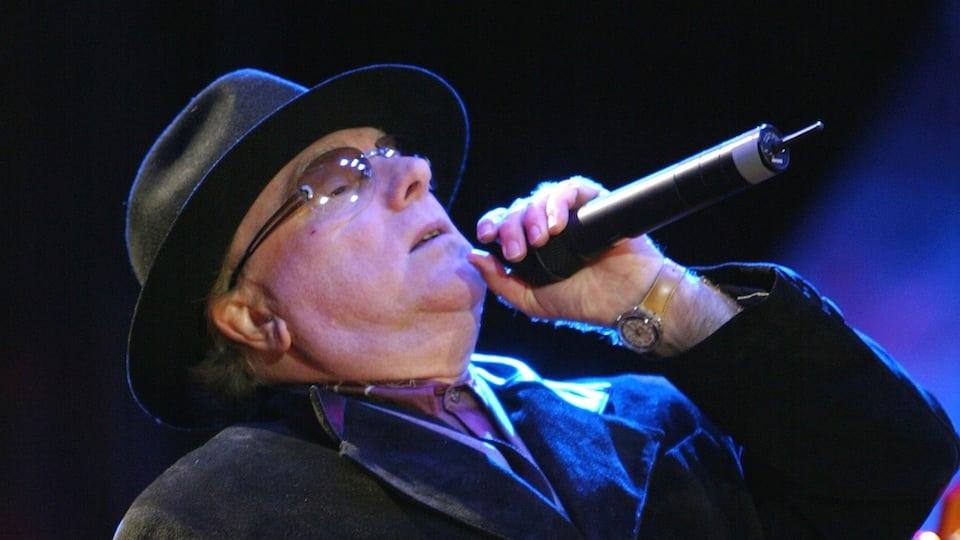 Van Morrison 2004 Courtesy of Getty