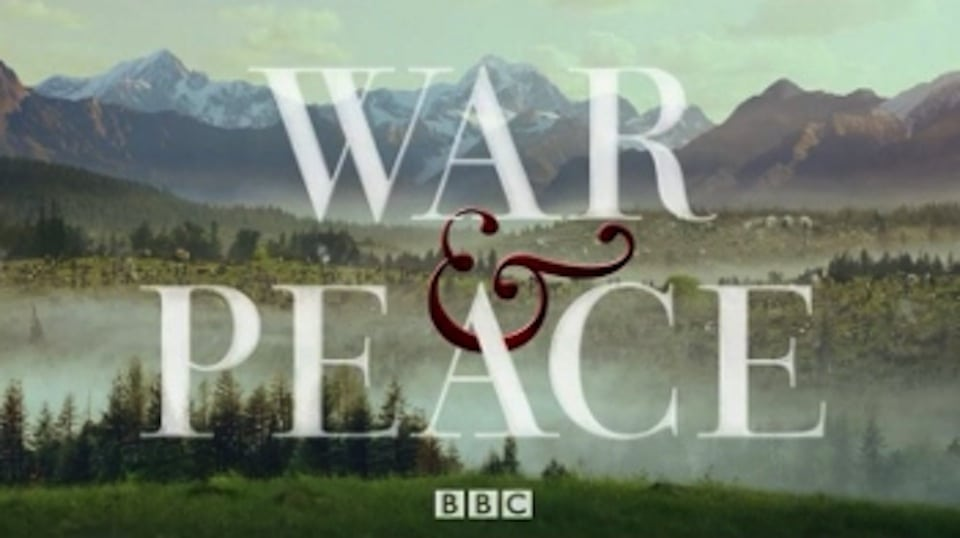 "Fair use image of BBC's ""War and Peace"""