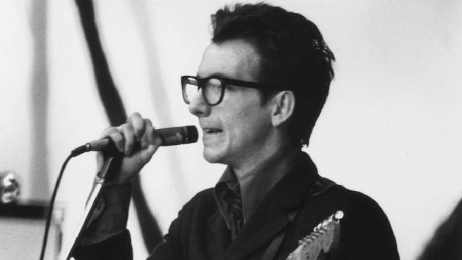 Elvis Costello Courtesy of Getty Images