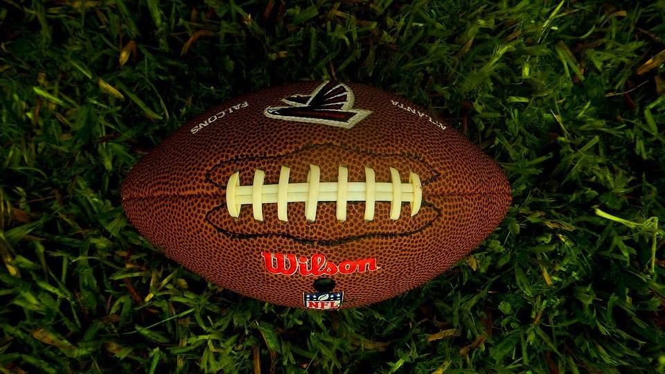 Football Pigskin courtesy of Pixabay