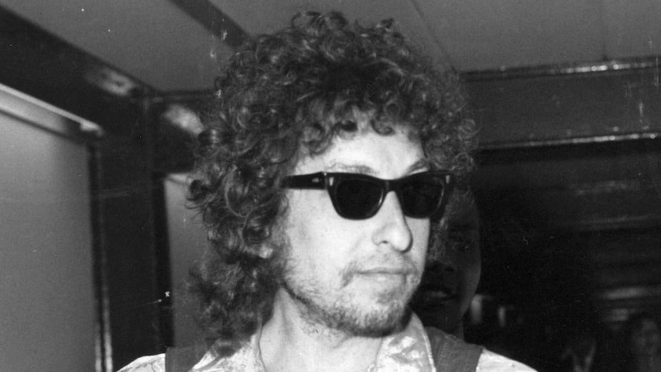 Bob Dylan 1978 courtesy of Express/Getty
