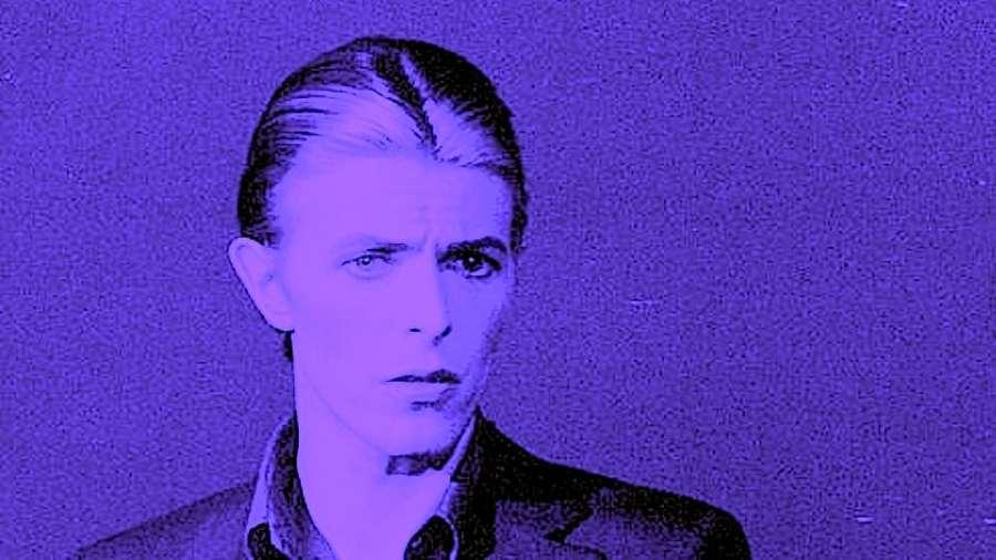 David Bowie circa 1975 (Public Domain)