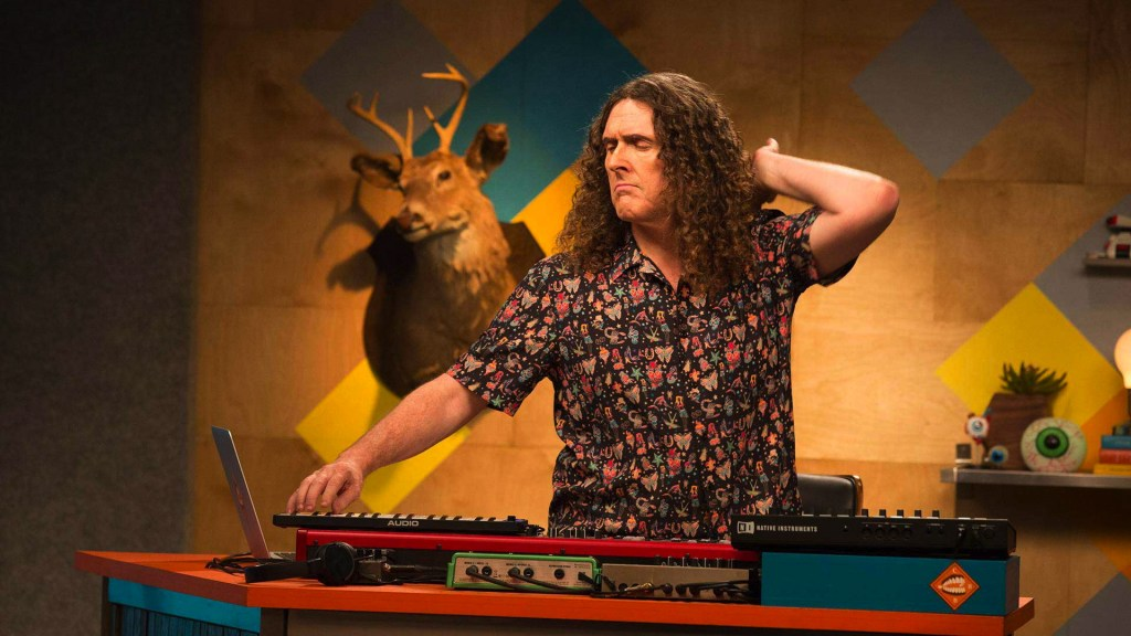 Comedy Bang Bang With Weird Al