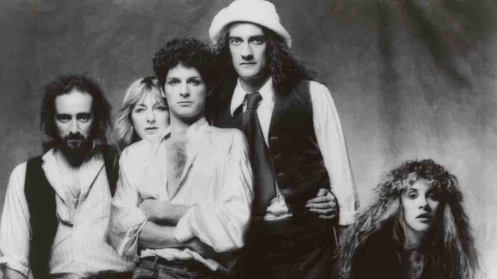Fleetwood Mac Tusk PR