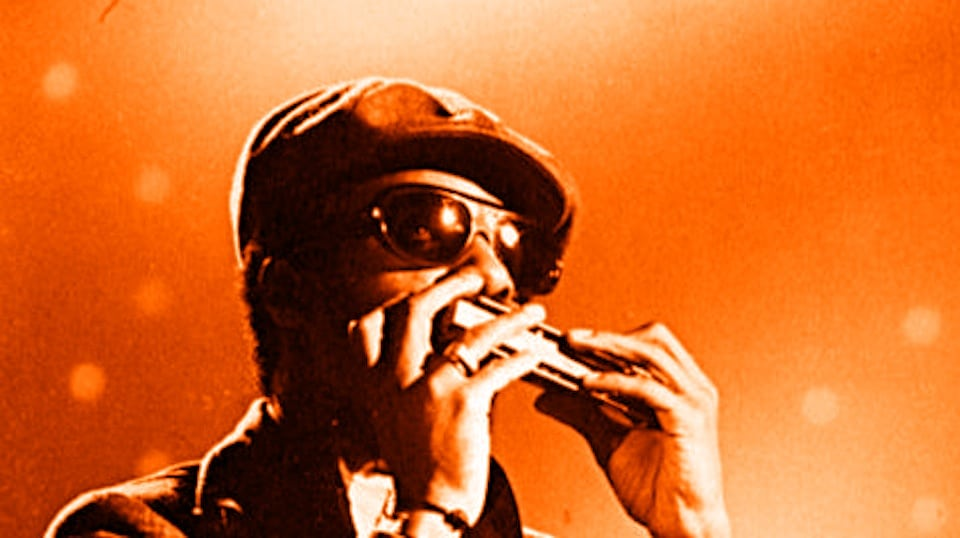 Stevie Wonder 1970s Public Domain
